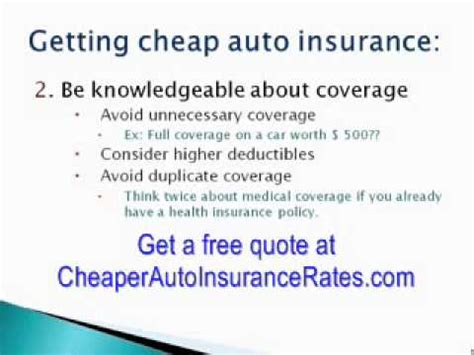 (Affordable Auto Insurance) How To Get CHEAP Car Insurance