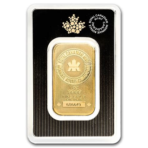 1 oz silver bar canada 1 oz gold bar new royal canadian mint in assay royal