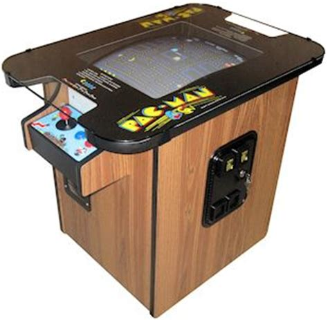 when restaurants had their own mini arcades