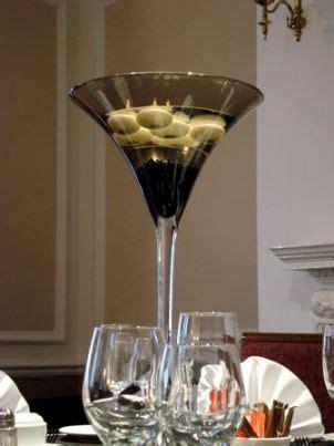 Martini Vase Hire by Smokey Martini Vase Wedding Day Hire