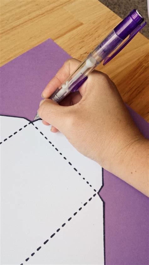 make your own envelope make your own envelopes 183 how to make an envelope