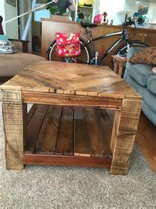 Handcrafted Wooden Pallet Sofa » Ideas Home Design