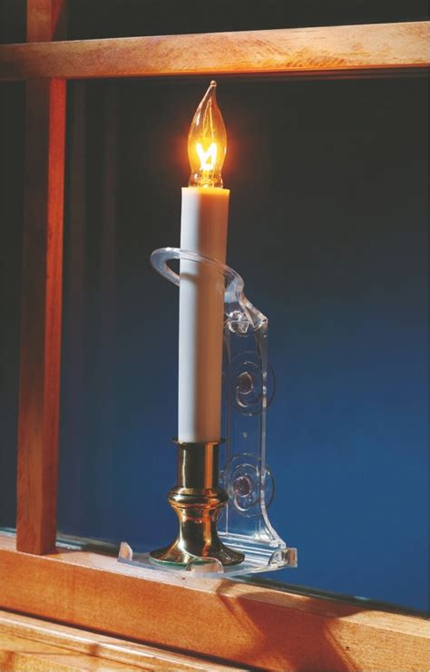 candle light holders for windows suction cups direct
