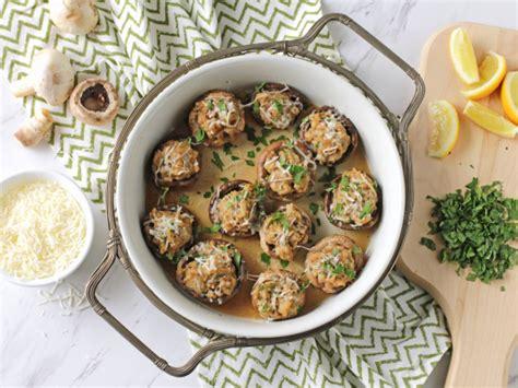 olive garden stuffed mushrooms copycat recipe genius