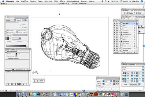 Illustrator Tutorial Wireframe | vector illustrator bulb by emotikill on deviantart