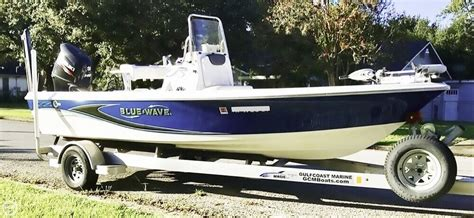 used blue wave boats houston blue wave boats for sale in texas boatinho