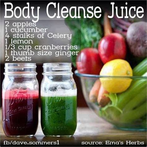 Detox For Health by Cleanse Food