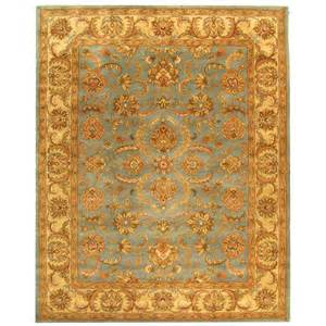 What Is A Safavieh Rug Safavieh Tufted Heritage Blue Beige Wool Area Rugs