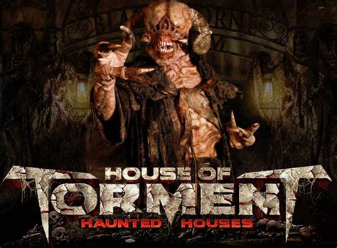 House Of Torment Haunted House by 10 Scariest Haunted Houses In True Terror