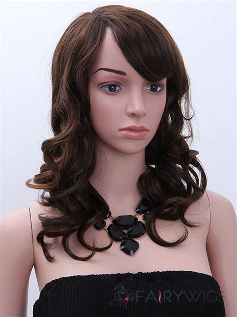 highest rated wigs for women top rated medium wavy brown african american wigs for