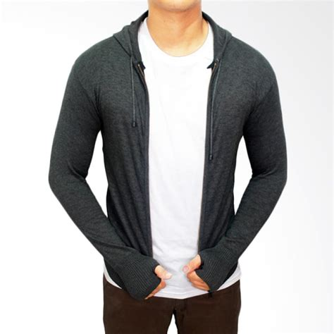 Gudang Fashion Sweater Fashion Abu jual gudang fashion ariel noah rajut abu tua sweater pria
