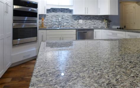 New Granite Countertops New Caledonia Granite Countertops Provided By Accent