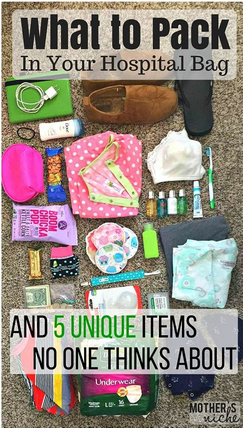 things to pack in hospital bag for c section what to pack in your hospital bag