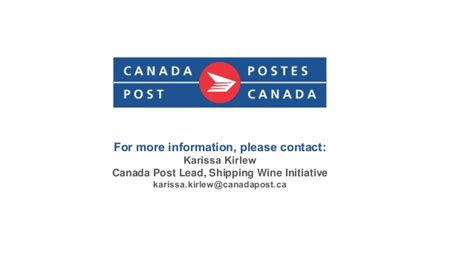 Mba In Ecommerce In Canada by Uncorking The Canadian Delivery Experience Karissa