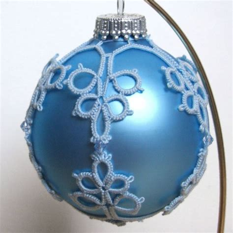 tatting ornament patterns 17 best images about tatted snowflakes and ornaments on