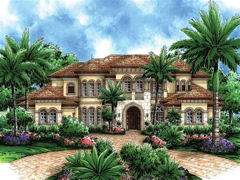 mediterranean style home plans 301 moved permanently