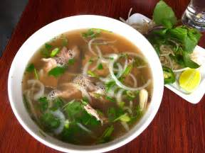 Tables For Dining Room Tee Tran S Monster Pho Conquers Oakland With Traditional