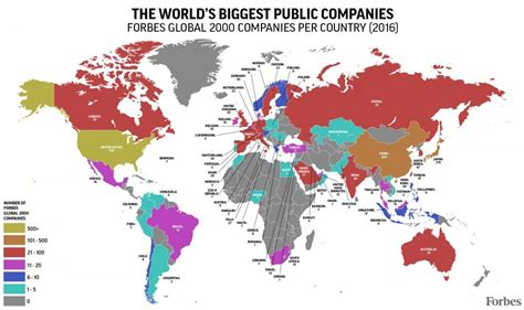 world s the world s largest companies 2016