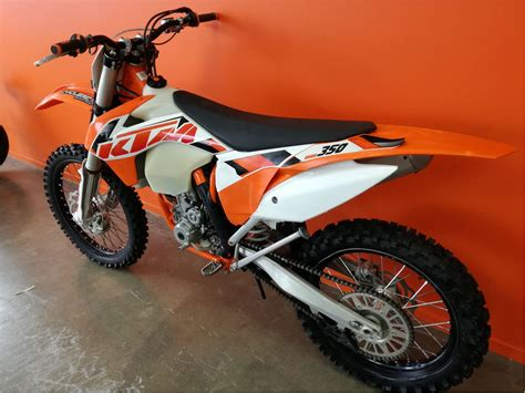 Used Ktm 350 Ktm 350 Xcf Save 2015 Cyclespot New And Used