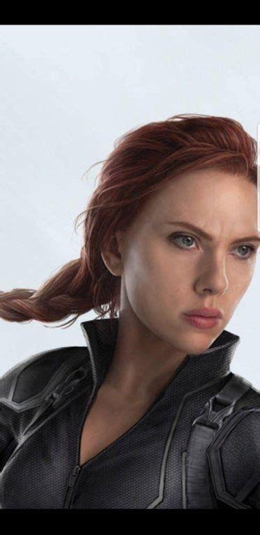 avengers  close   black widows  hairstyle pop