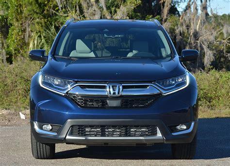 Honda Cr V Awd by 2018 Honda Cr V Touring Awd Review Test Drive