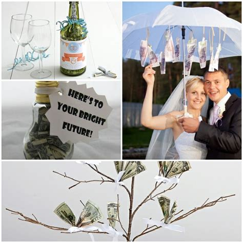 how much cash for wedding gift money gifts for wedding 22 creative ideas to good luck