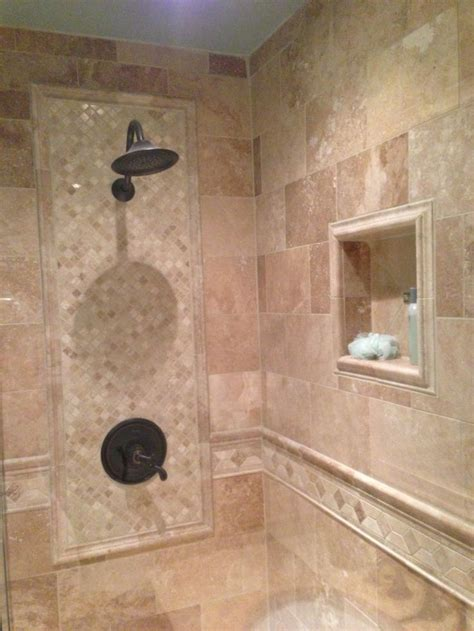 great tile bathrooms best 25 shower tile designs ideas on pinterest bathroom