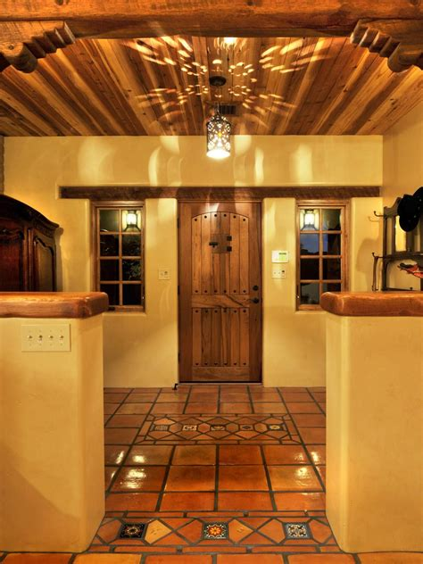 Home Interiors Mexico by 10 Inspired Rooms Style New Mexico Homes And Tile