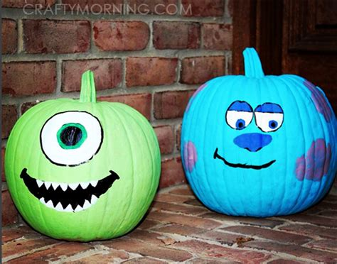 40 cute and easy pumpkin painting ideas hobby lesson