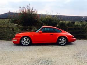 Porsche 964 Reliability Used 1990 Porsche 911 964 Carra 2 Cp For Sale In