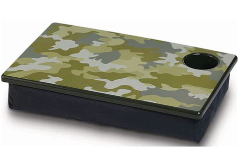 Laptop Bean Bag Desk by Bean Bag Desk Camouflage In Desks