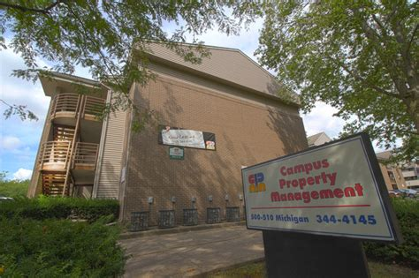 Illinois Mba Urbana Chagne Rating by 500 Michigan Urbana Il Apartment Finder
