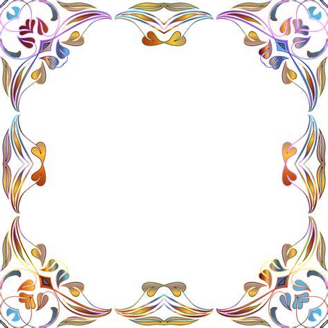decorative pattern png gratis vectorafbeelding decoratieve sier bloemen