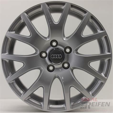 Audi A3 8p Felgen 17 Zoll by 4 Audi A3 S3 8p 17 Zoll Alufelgen 7x17 Et47 Original Audi