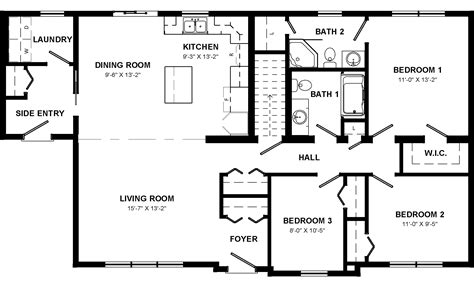 custom bungalow floor plans awesome custom home floor plans 15 pictures building plans 82066