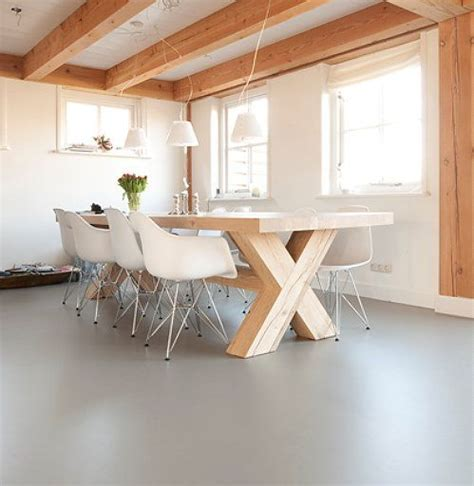 Piet Boon Betonlook Vloeren   ?Styling Dining Table