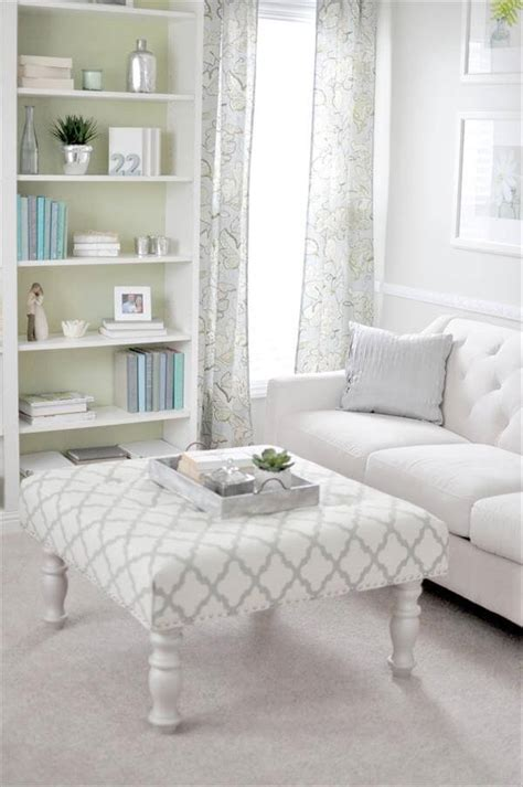 Make Ottoman From Coffee Table Diy Ottoman From Coffee Table Diy And Crafts