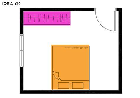 loker layout buku 7 lokasi kedudukan katil dan almari pakaian di bilik tidur