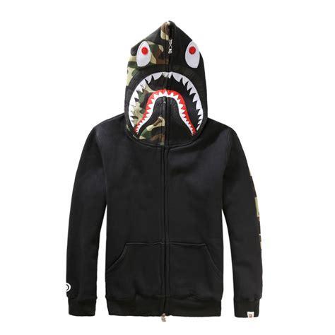 Jaket Hoodie Sweater Zipper Alan Walker 22 King Clothing Kin highest quality brand bape shark hoodies camouflage autumn
