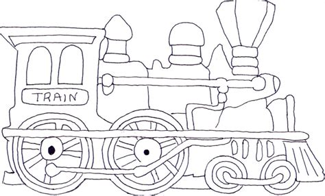 coloring pages trains preschoolers coloring pages train coloring pages colorine train