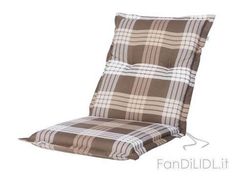 cuscini sedie giardino cuscino per sedia giardino fan di lidl