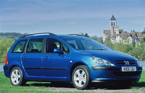 peugeot  estate   review parkers