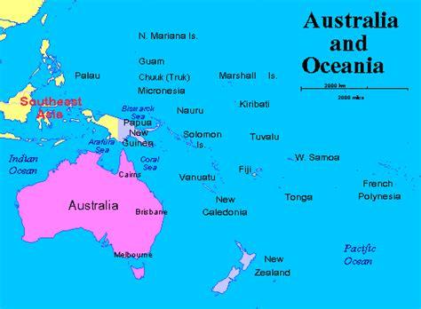 Business Etiquette for Oceania, Indonesia, Australia, and