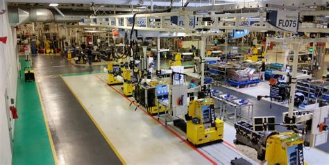 mack manufacturing plant