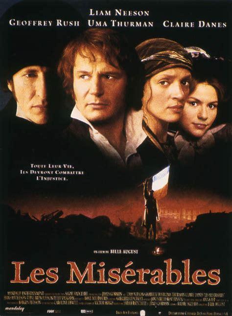 gerard depardieu les miserables trailer les mis 233 rables film 1998 allocin 233