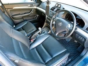 2006 acura tsx interior photos