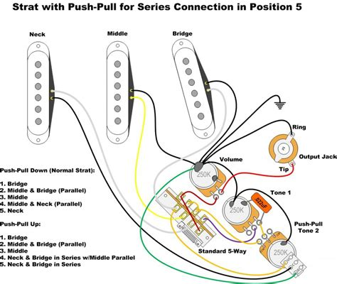 wiring diagram for fender stratocaster wiring diagram