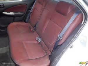 2002 nissan sentra se r spec v interior photo 46491669
