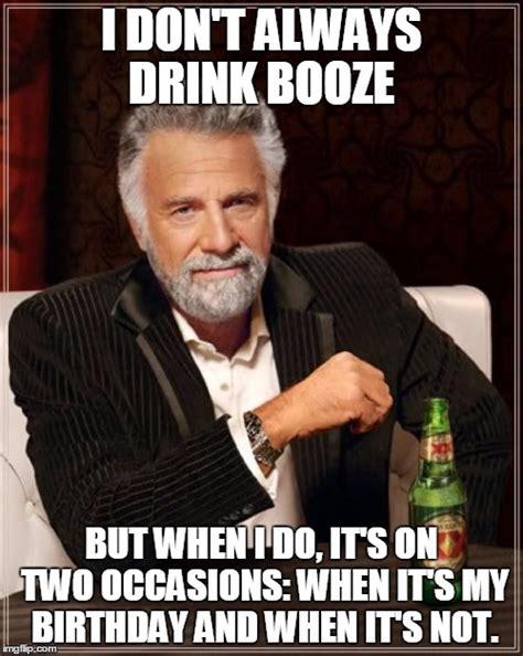 martini birthday meme booze imgflip