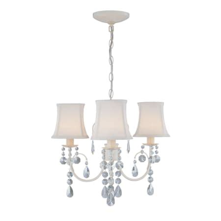Lite Source Ls 19528pink Sofie by Lite Source Ls 19528pink Pink 3 Light Chandelier From The